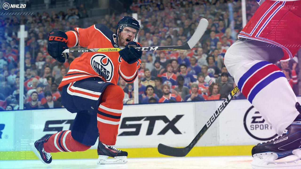 NHL 20 [PS4] (D/F/I)