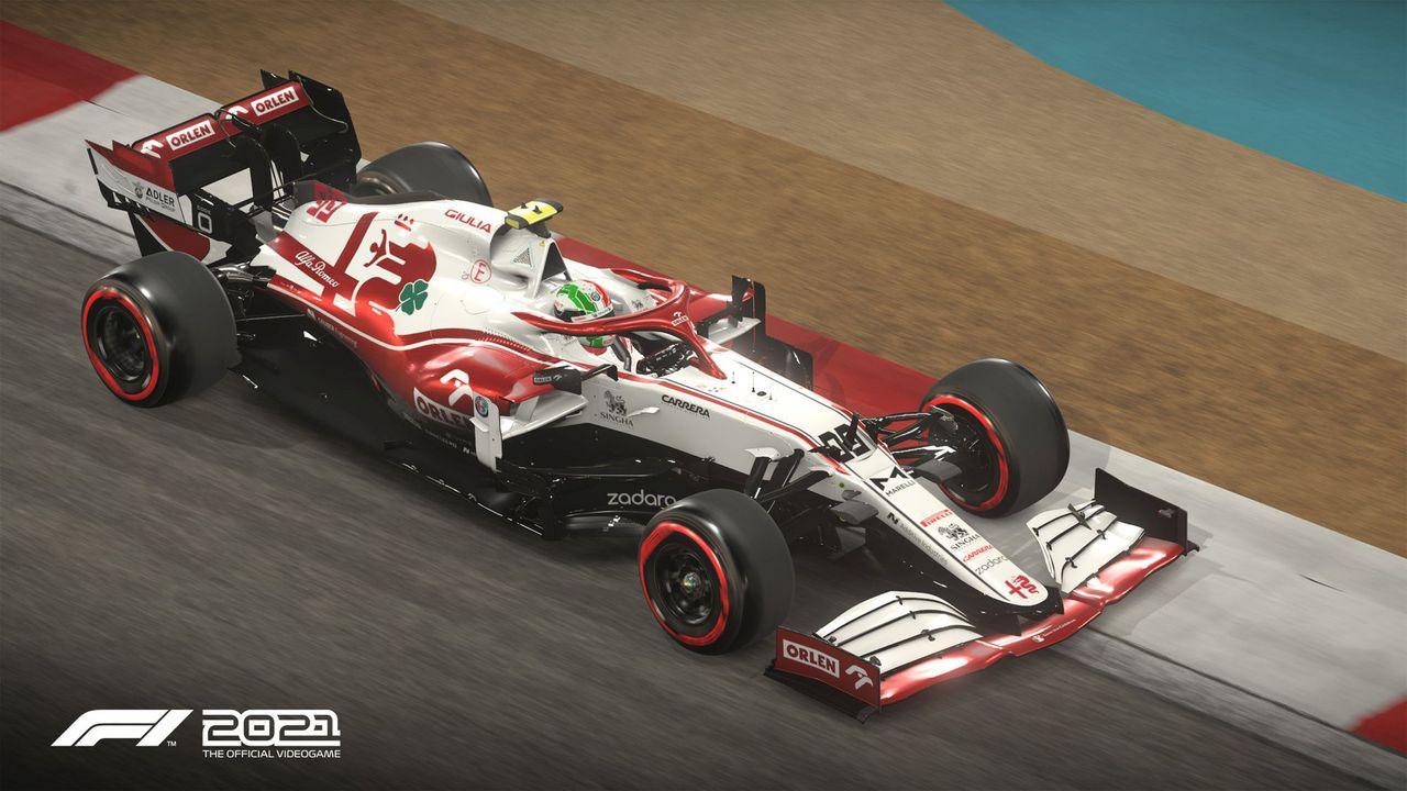 F1 2021 [PS5] (D/F/I)