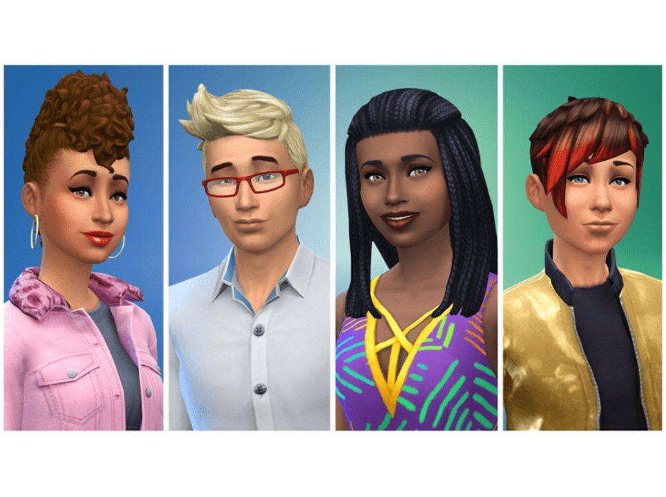 The Sims 4 Discover University Bundle [PC/Mac] [Code in a Box] (D/F/I)