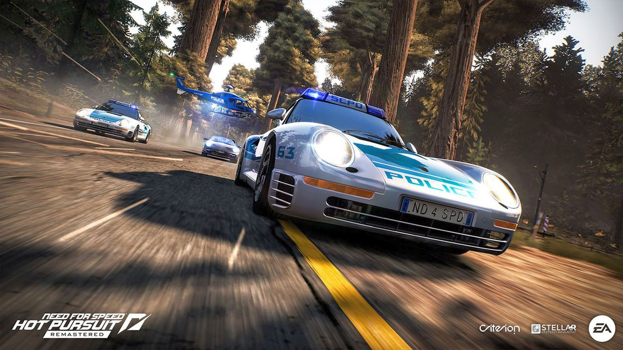 Need For Speed - Hot Pursuit Remastered [PS4] (D/F/I)