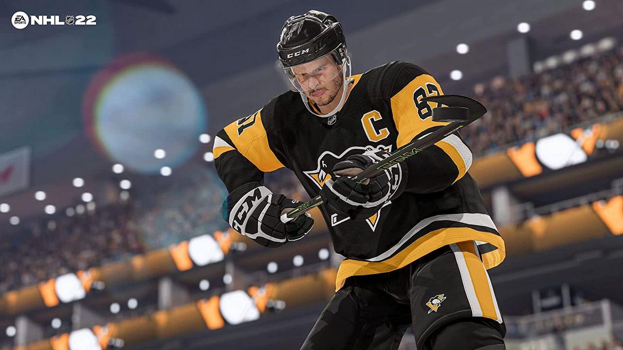 NHL 22 [PS5] (D/F/I)