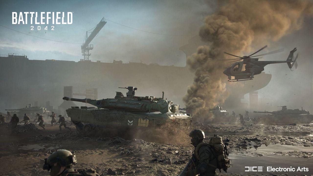Battlefield 2042 [PS4] (D/F/I)