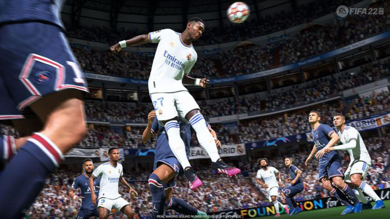 FIFA 22 - Legacy Edition [NSW] (D/F/I)