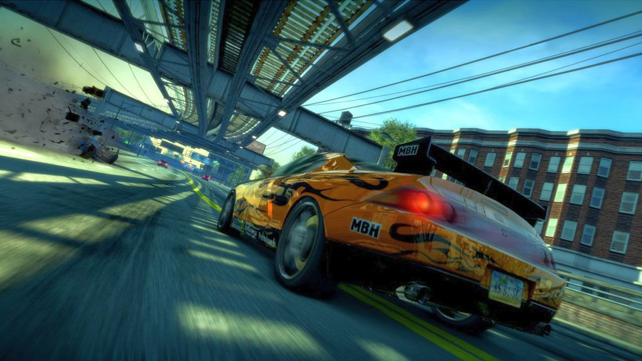 Burnout Paradise Remastered [NSW] (D/F/I)