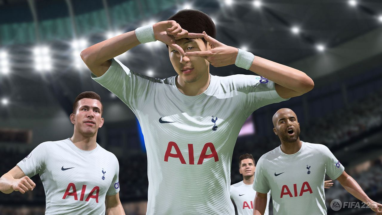 FIFA 22 [XONE] (D/F/I)