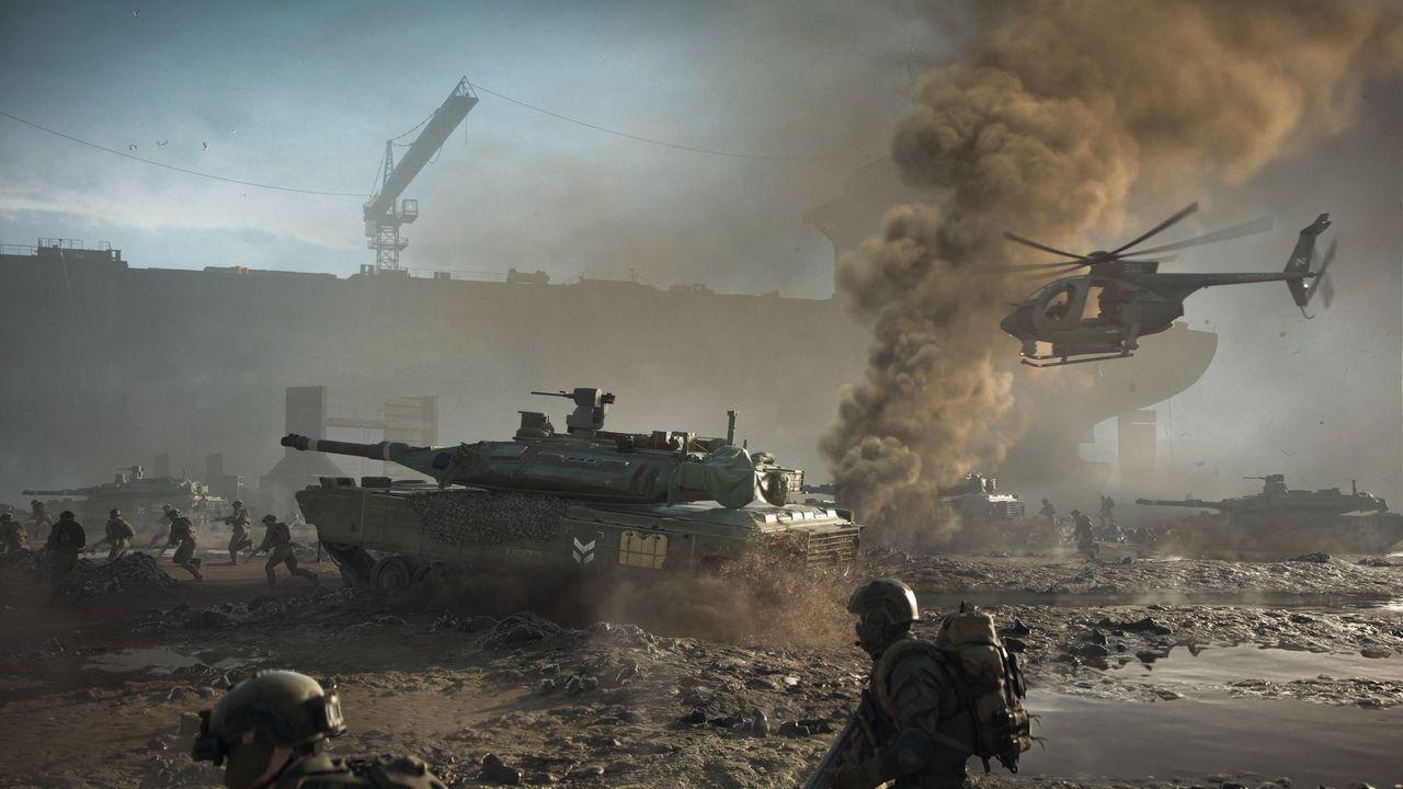 Battlefield 2042 [XSX] (D/F/I)