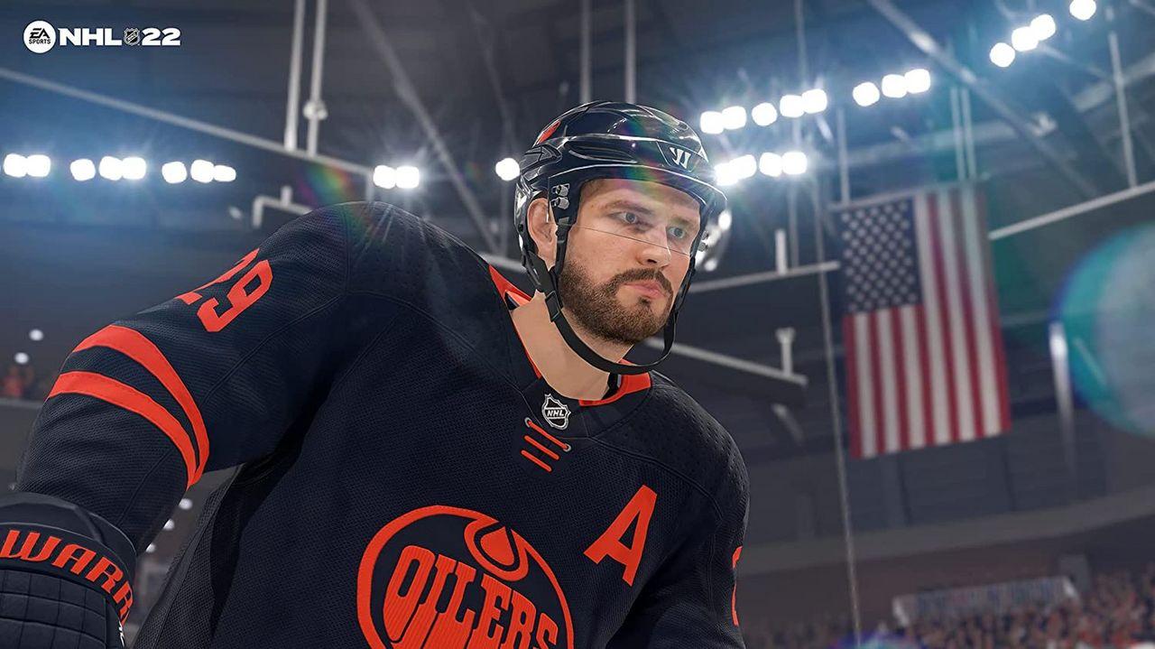 NHL 22 [PS4] (D/F/I)