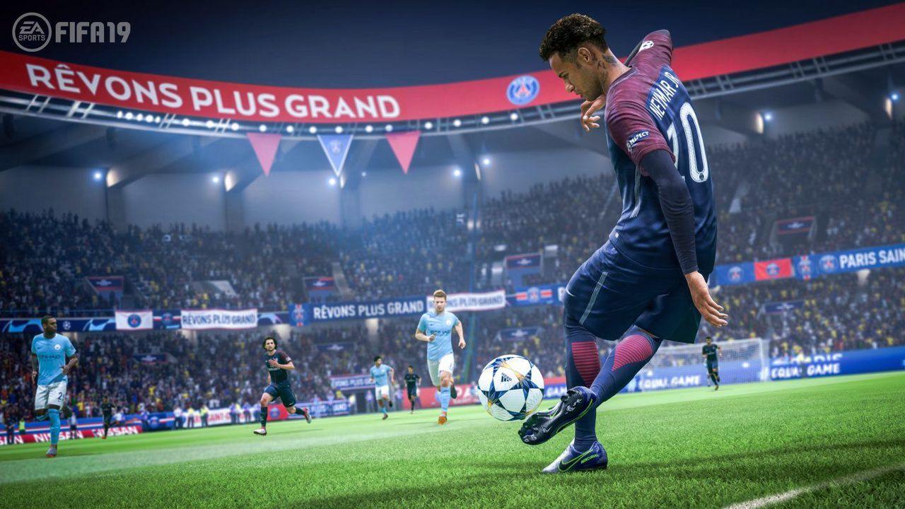 FIFA 19 [XONE] (D/F/I)