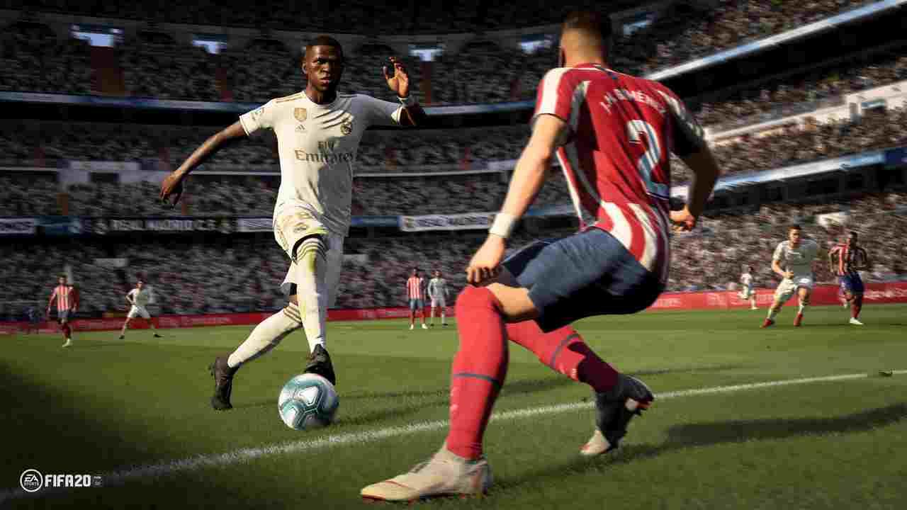 FIFA 20 - Legacy Edition [NSW] (D/F/I)