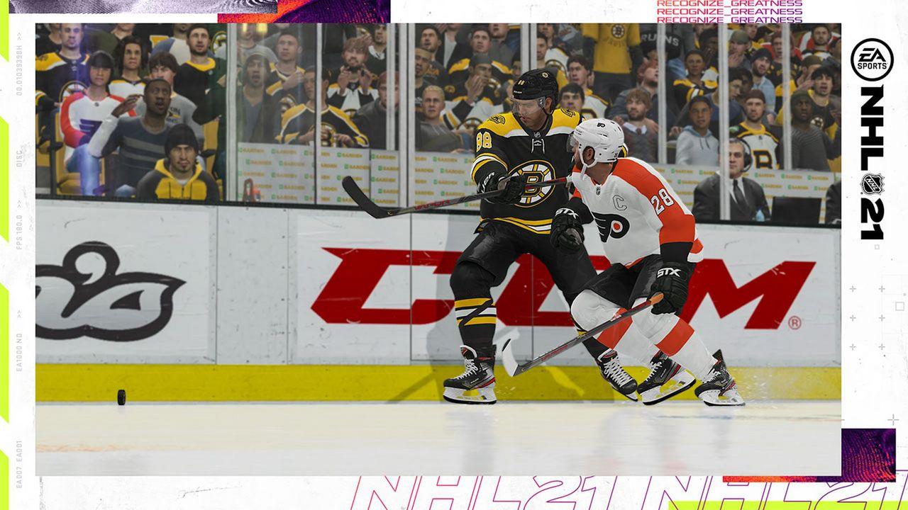NHL 21 [XONE] (D/F/I)