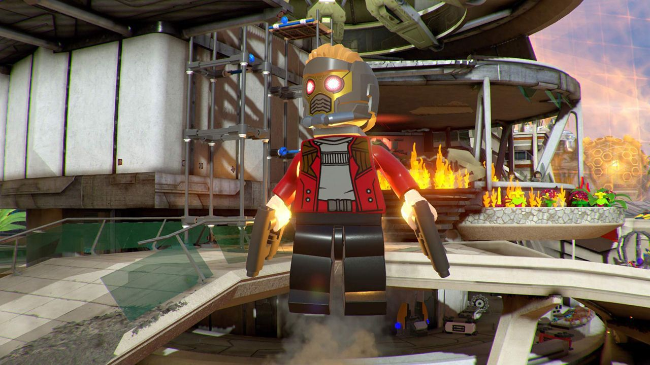 LEGO Marvel Super Heroes 2 Toy Edition [PS4] (D/F)