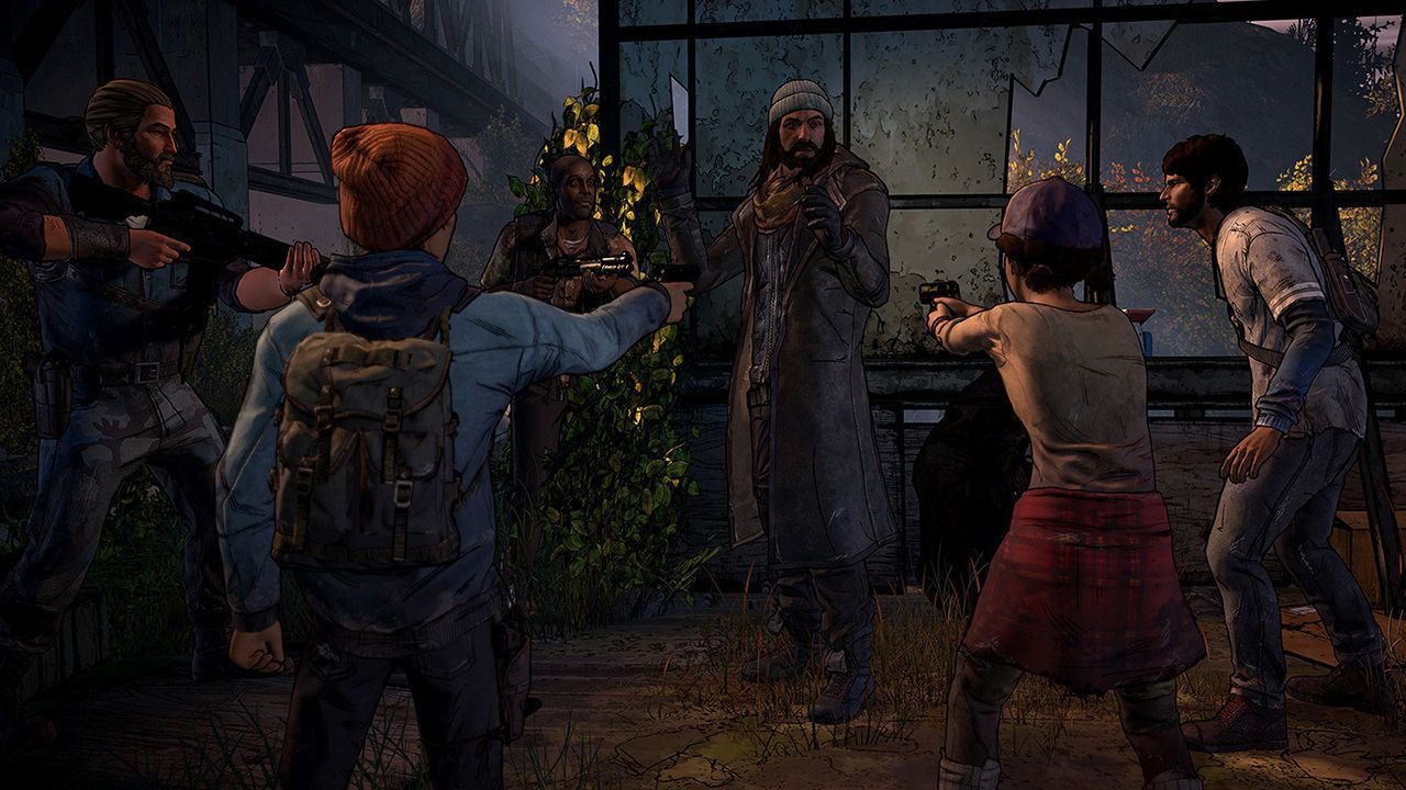 The Walking Dead - The Telltale Series: A New Frontier [PS4] (D/F)