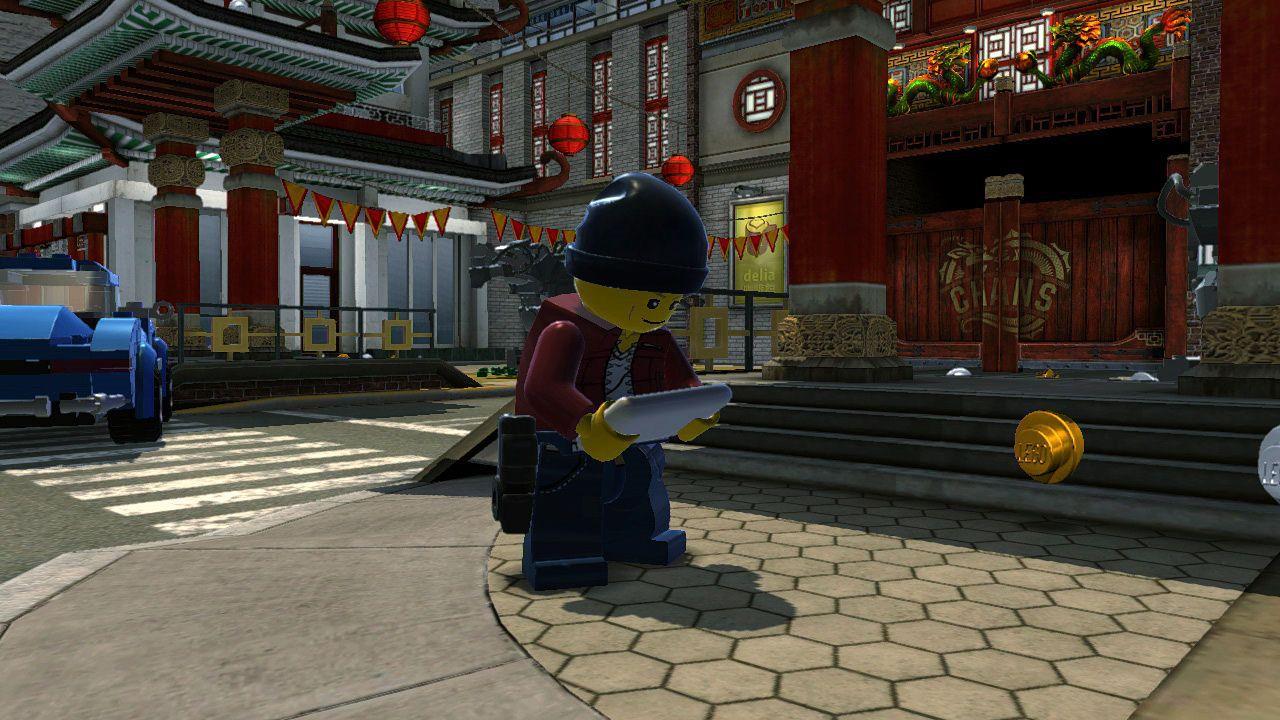 LEGO City Undercover [PS4] (D/F)