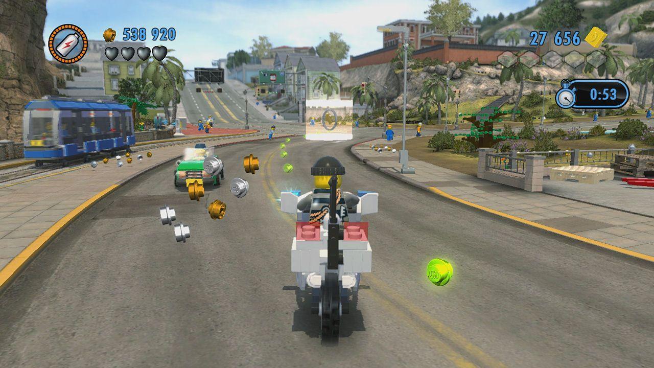 LEGO City Undercover [XONE] (D/F)