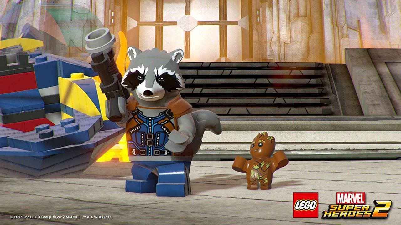 LEGO Marvel Super Heroes 2 [PS4] (D/F)