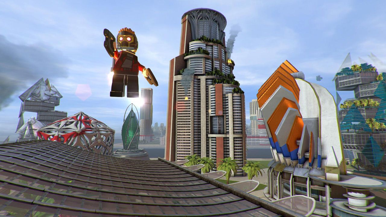 LEGO Marvel Super Heroes 2 [XONE] (D/F)