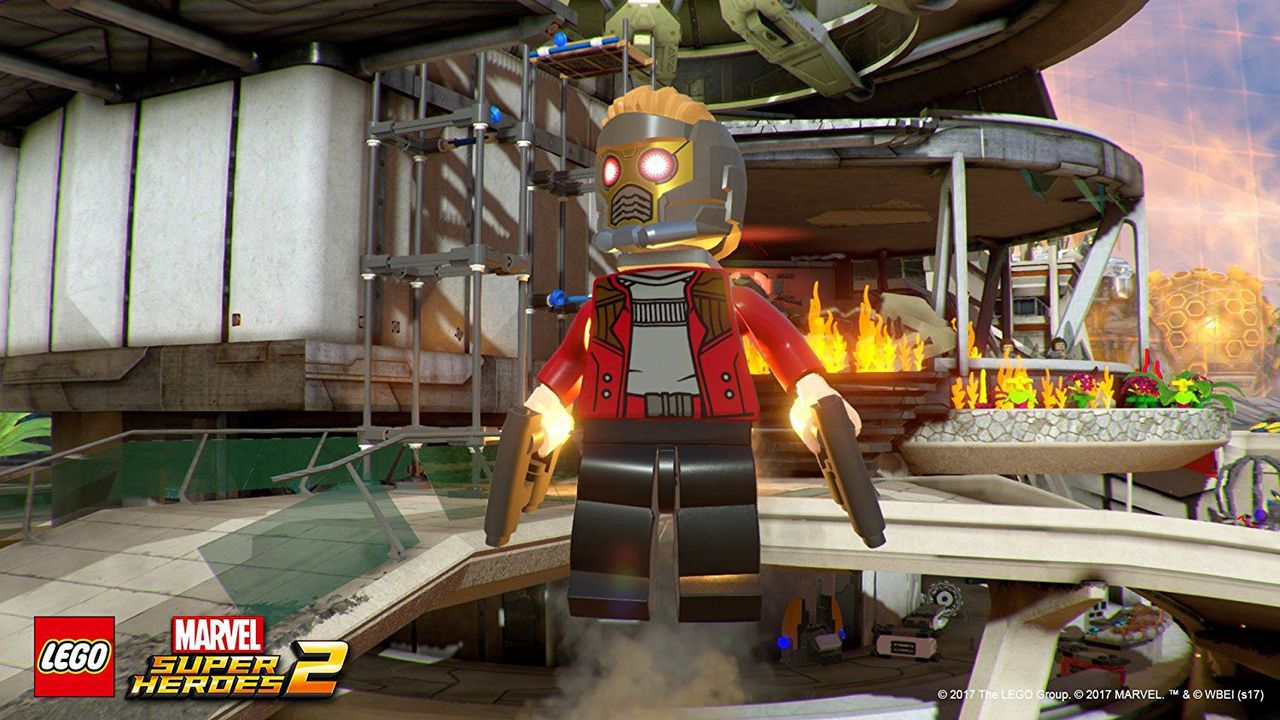 LEGO Marvel Super Heroes 2 [NSW] (D/F)