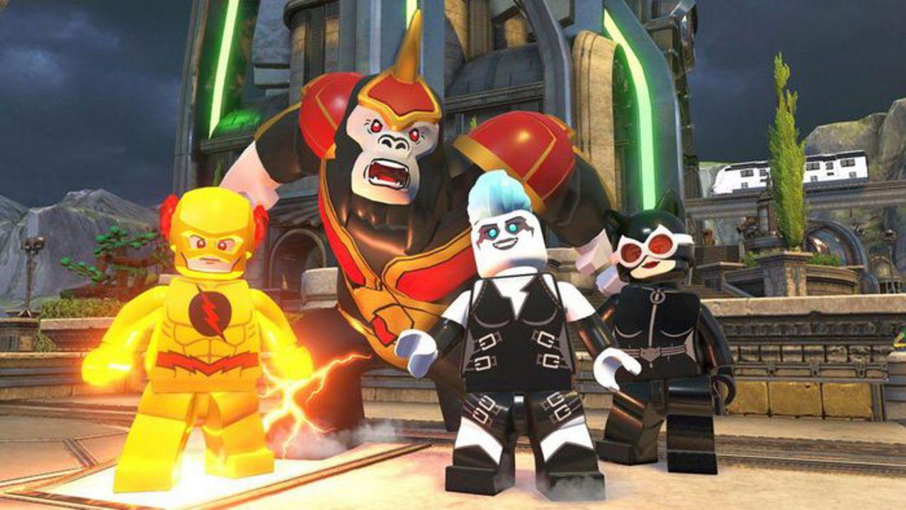 LEGO DC Super-Villains [PS4] (D/F)
