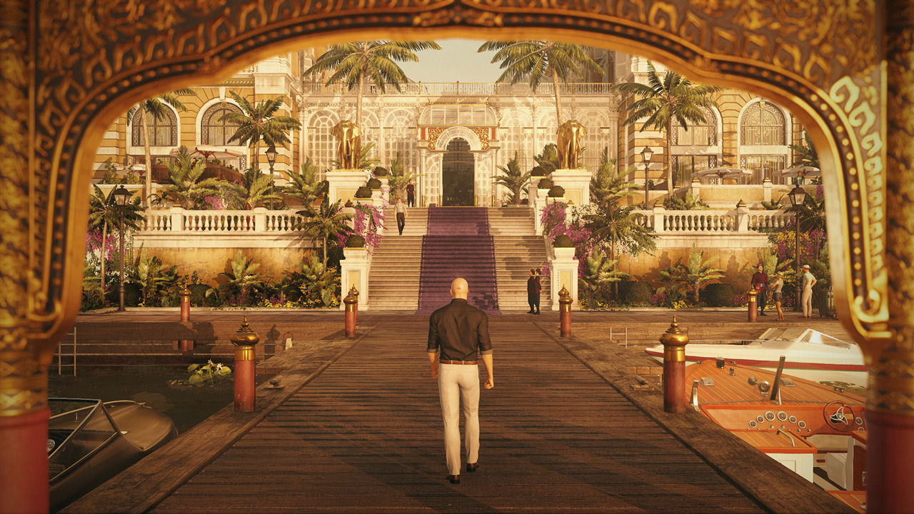 Hitman - Definitive Edition [PS4] (D/F)
