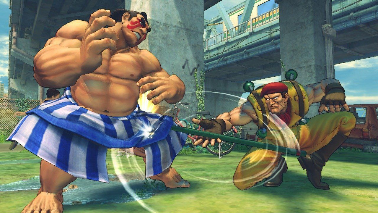 Ultra Street Fighter IV [PS3] (F)