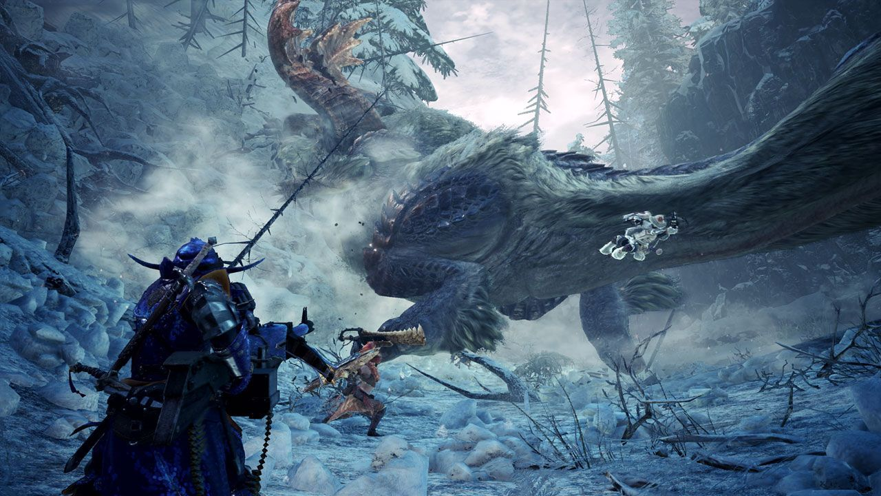 Monster Hunter: World - Iceborn Master Edition [XONE] (D)