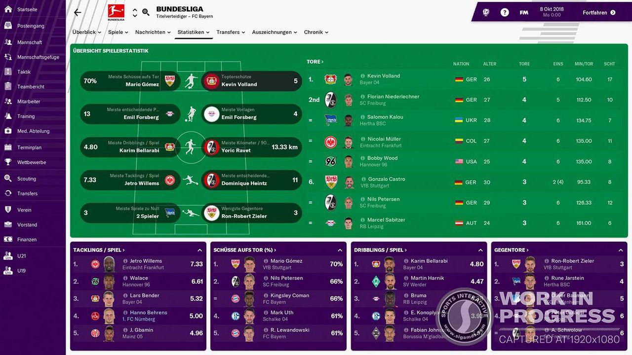 Football Manager 2020 [DVD] [PC/Mac] (D)