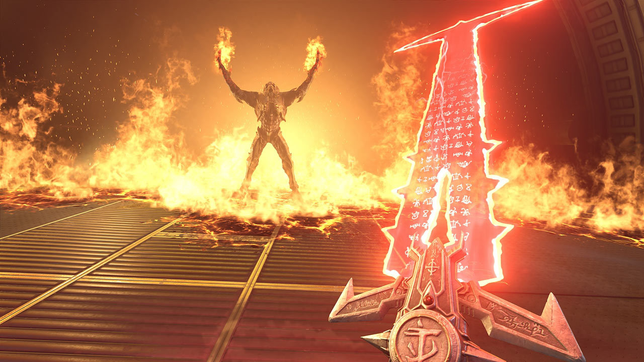 DOOM Eternal [PS4] (D)