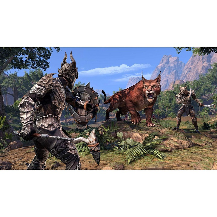 The Elder Scrolls Online Elsweyr [PS4] (D)