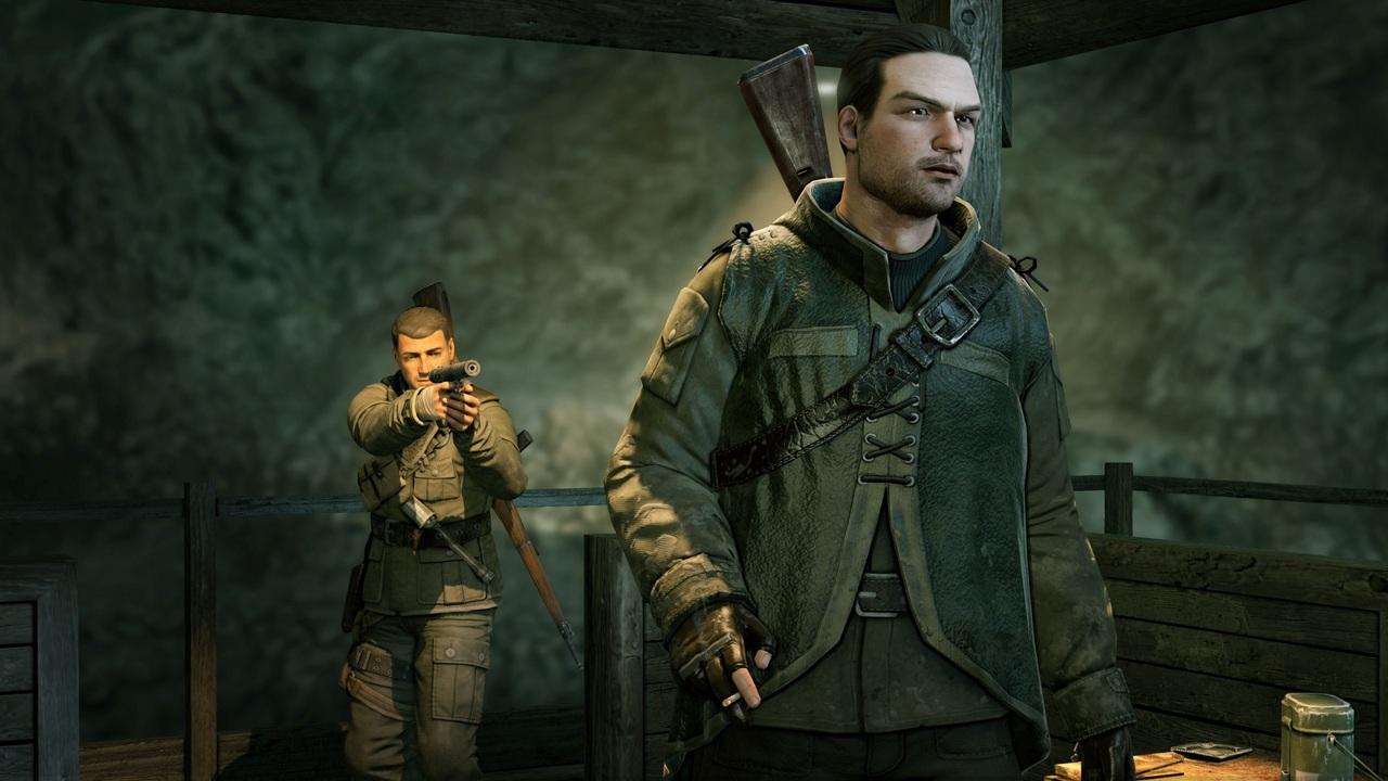 Sniper Elite V2 Remastered [PS4] (D)