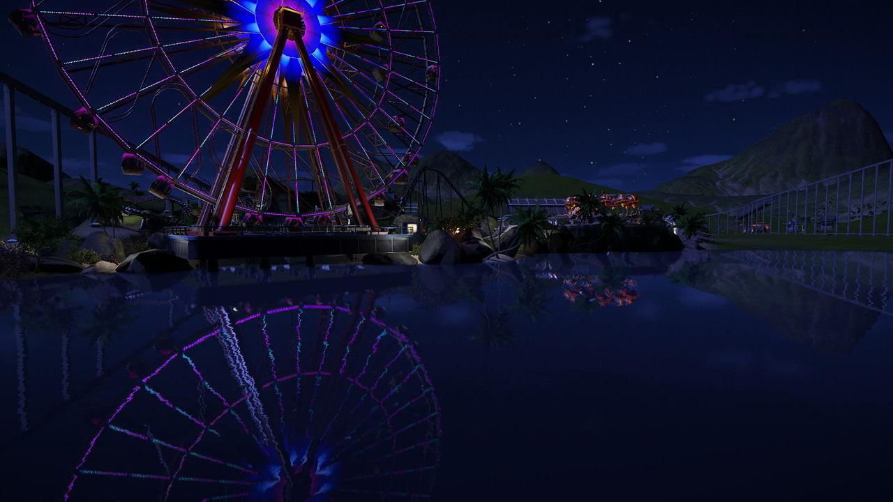 Planet Coaster [PS5] (D)