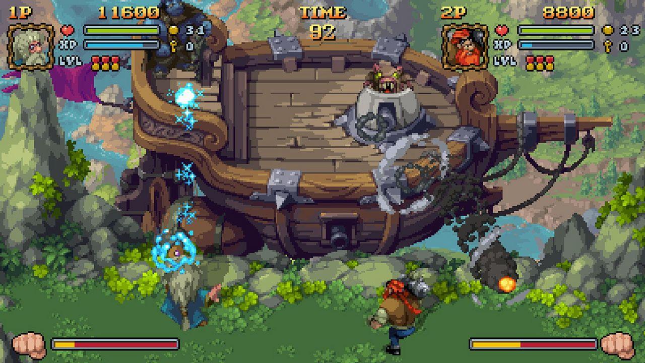 Battle Axe [PS4] (D)