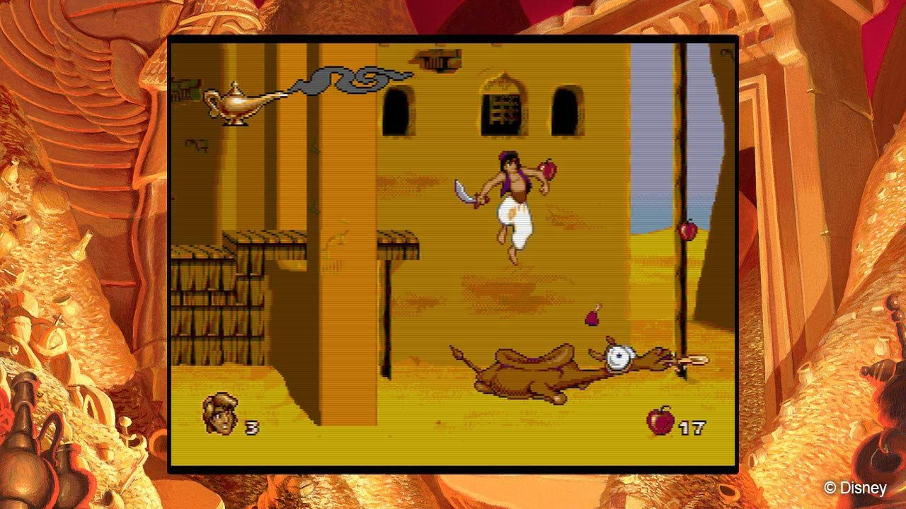 Disney Classic Games Aladdin and The Lion King [NSW] (D)