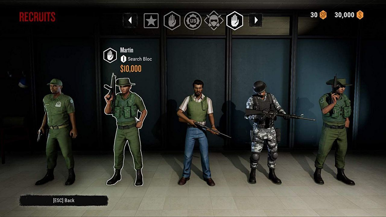 Narcos: Rise of The Cartels [PS4] (D)