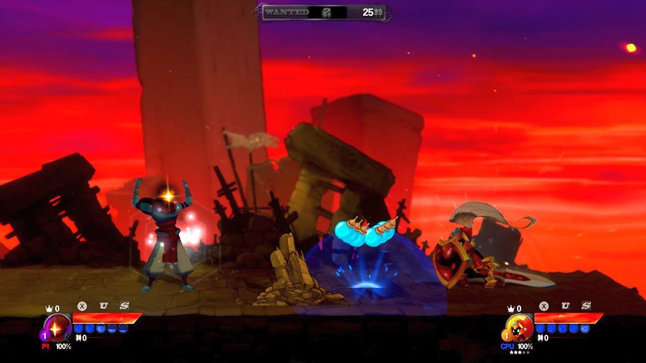 Bounty Battle [PS4] (D)