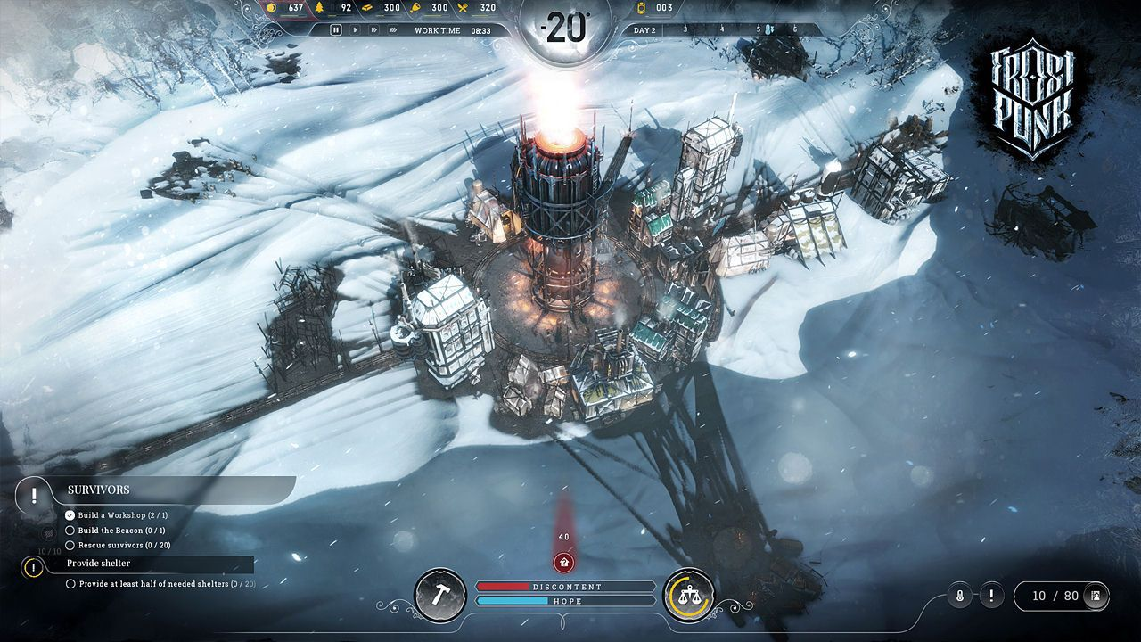 Frostpunk: Console Edition [PS4] (D)