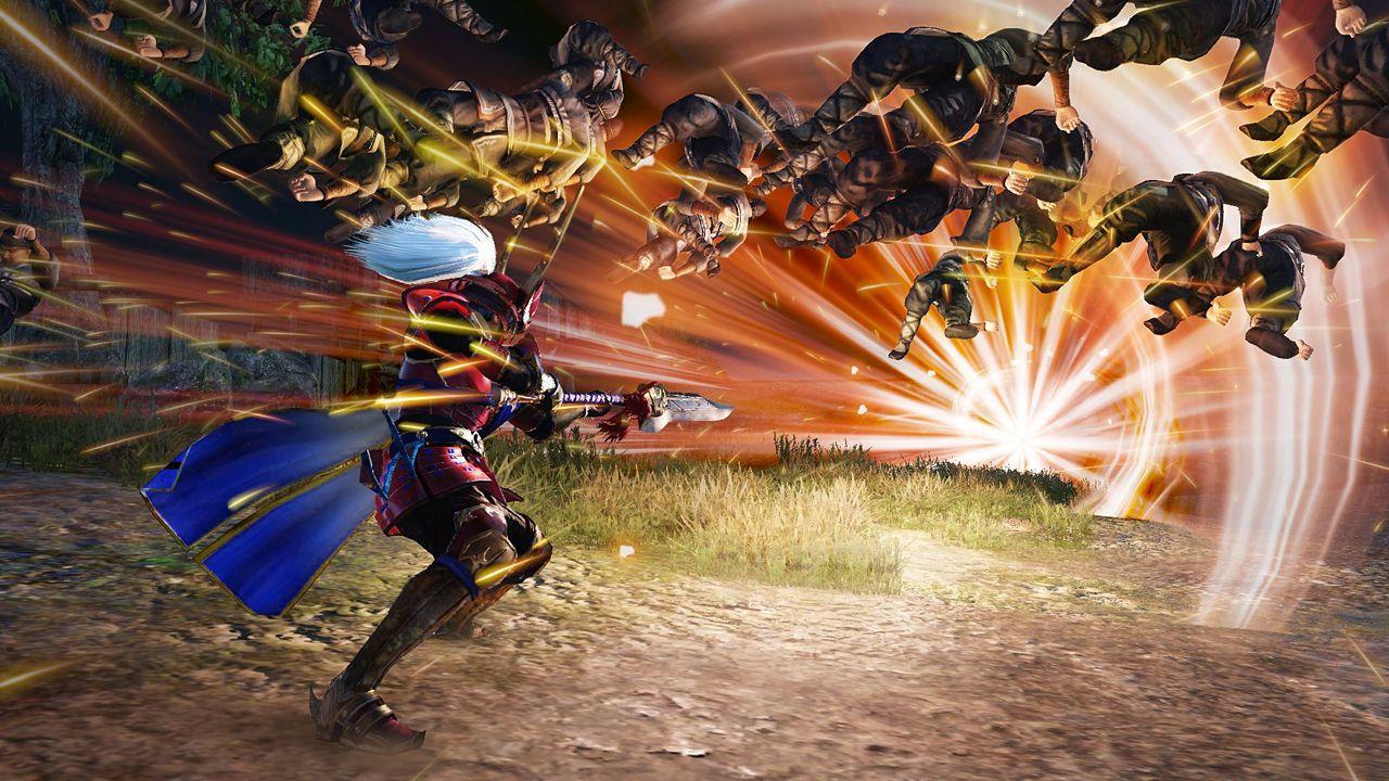 Warriors Orochi 4 [PS4] (F)