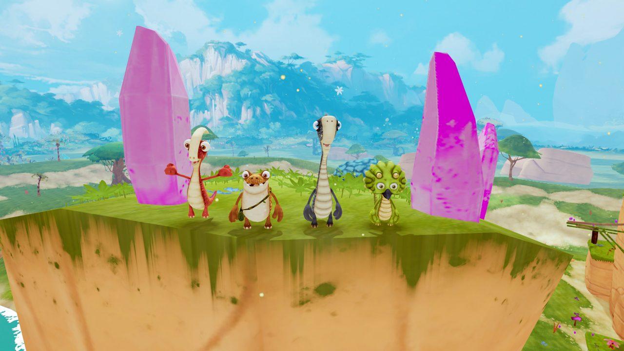 Gigantosaurus: Das Videospiel [NSW] (D/F/I)