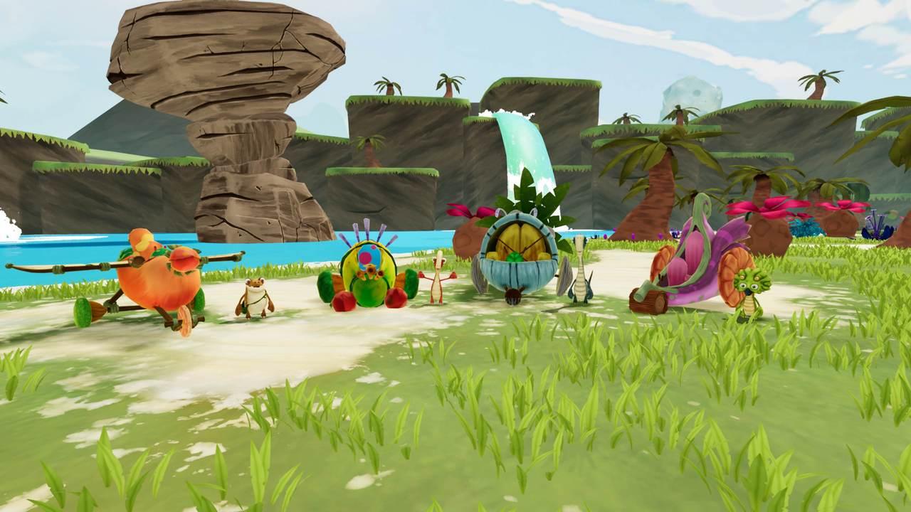 Gigantosaurus: Das Videospiel [PS4] (D/F/I)