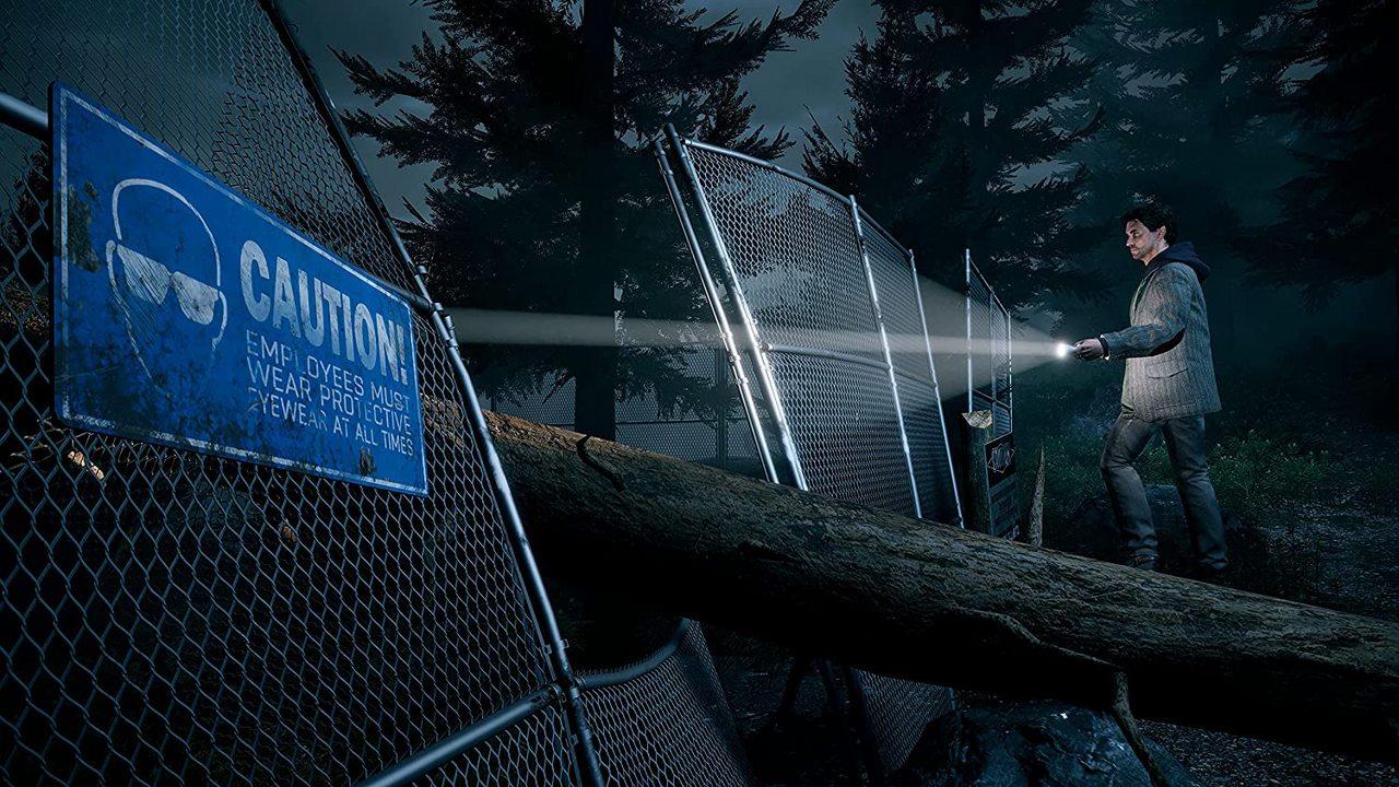 Alan Wake Remastered [XBOX/XSX] (F)
