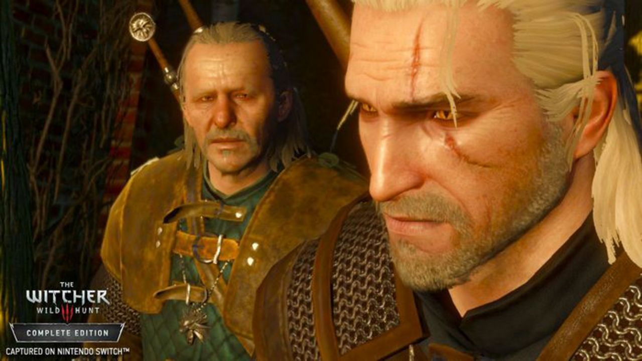 The Witcher 3 : Wild Hunt - Complete Edition - Light Edition [NSW] (D/F/I)