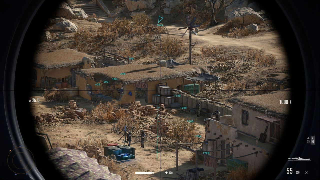 Sniper: Ghost Warrior Contracts 2 [PS4] (D)