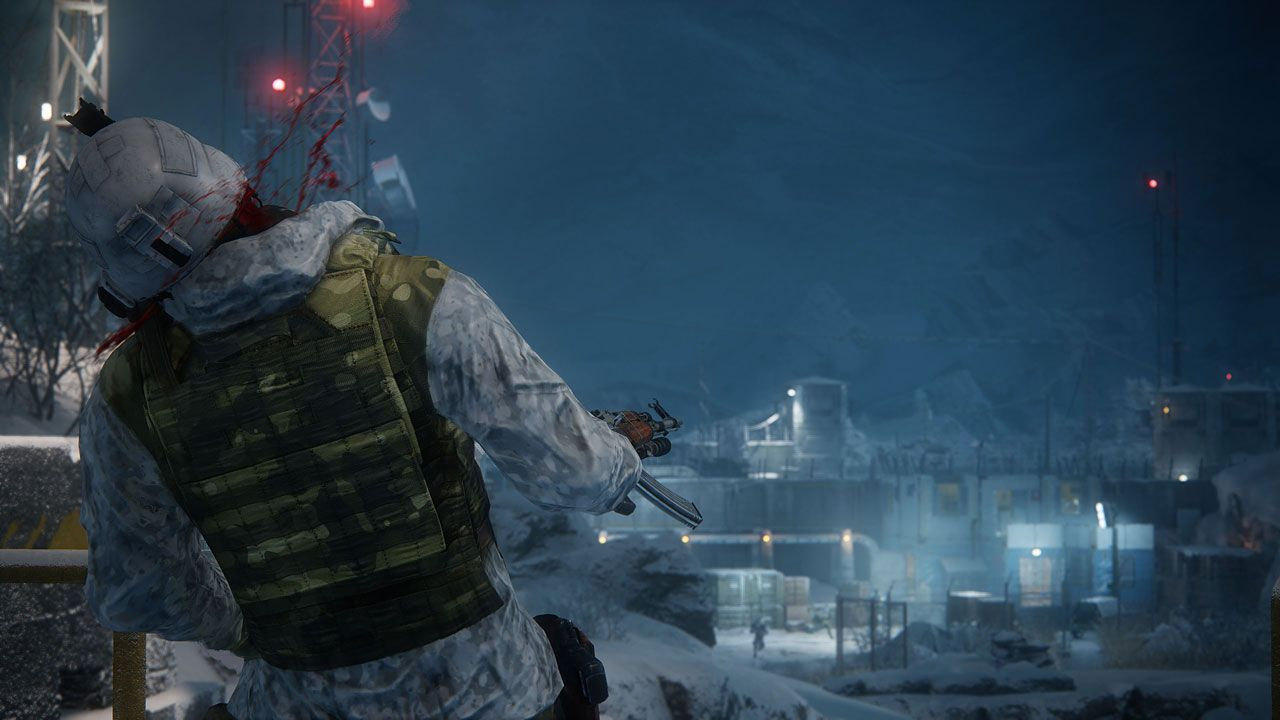 Sniper Ghost Warrior Contracts [PS4] (D)