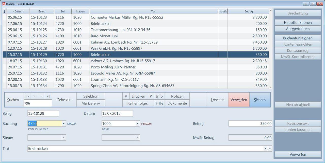 Q3 Buchhaltung eco [PC] (D/F)