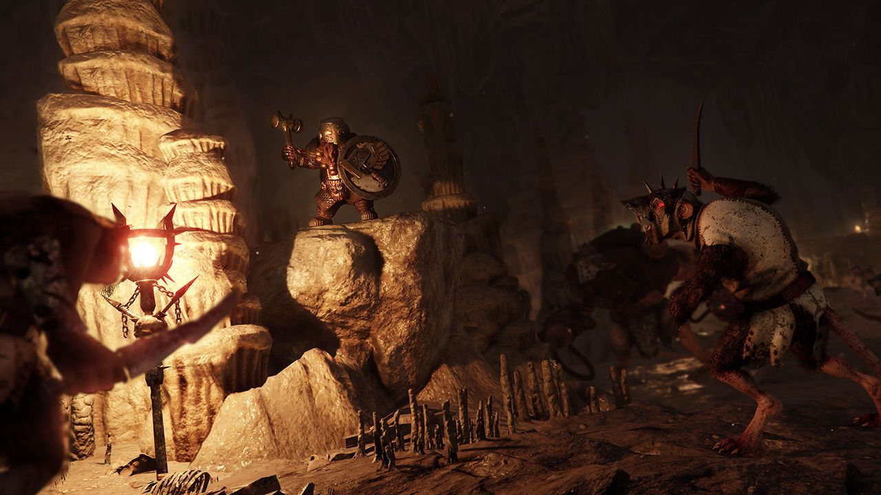 Warhammer Vermintide II - Deluxe Edition [PS4] (D)