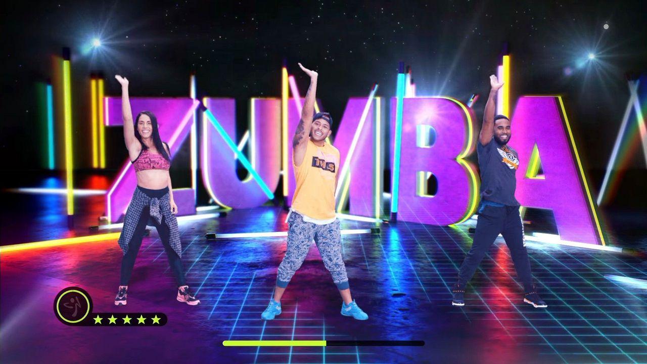Zumba Burn it Up [NSW] (D)