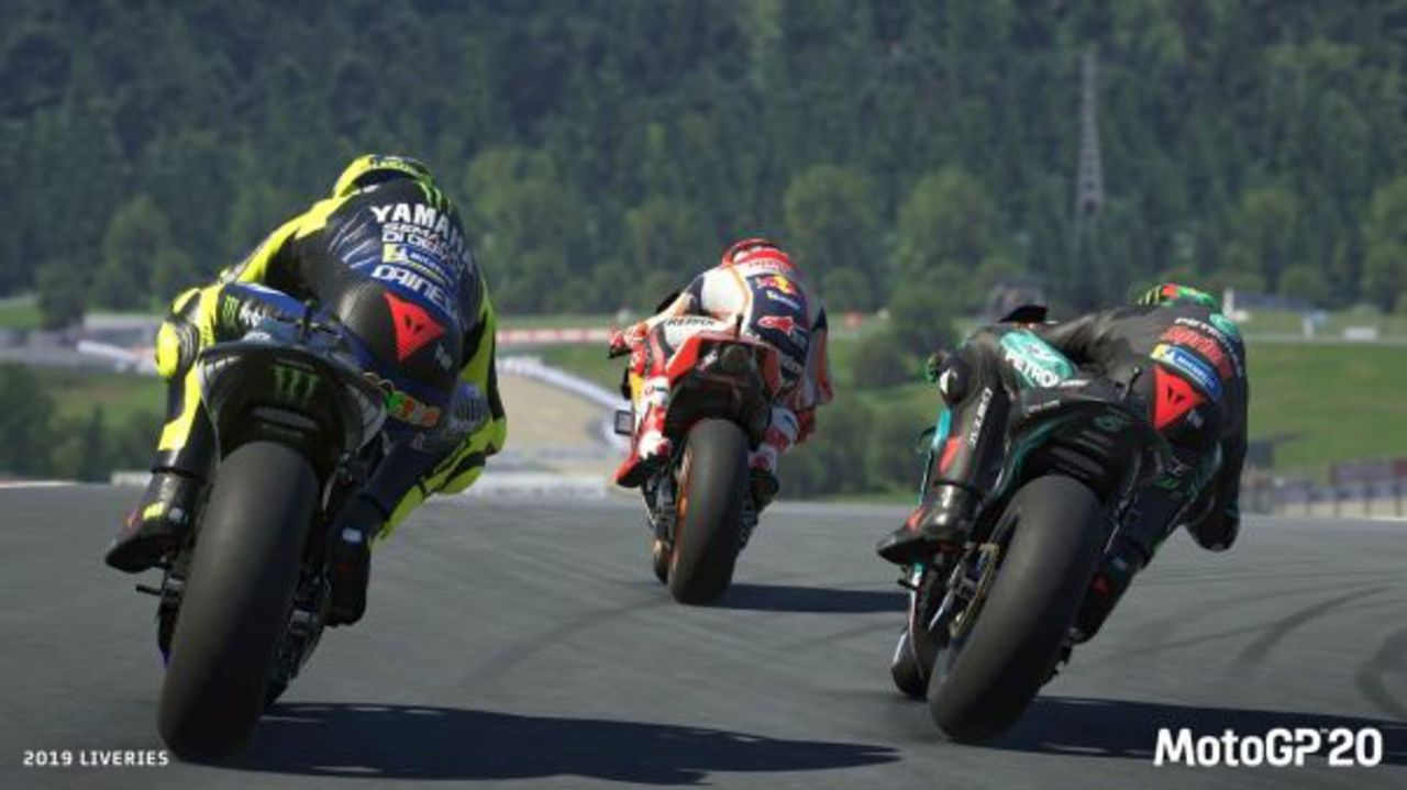MotoGP 20 [PS4] (D/F/I)