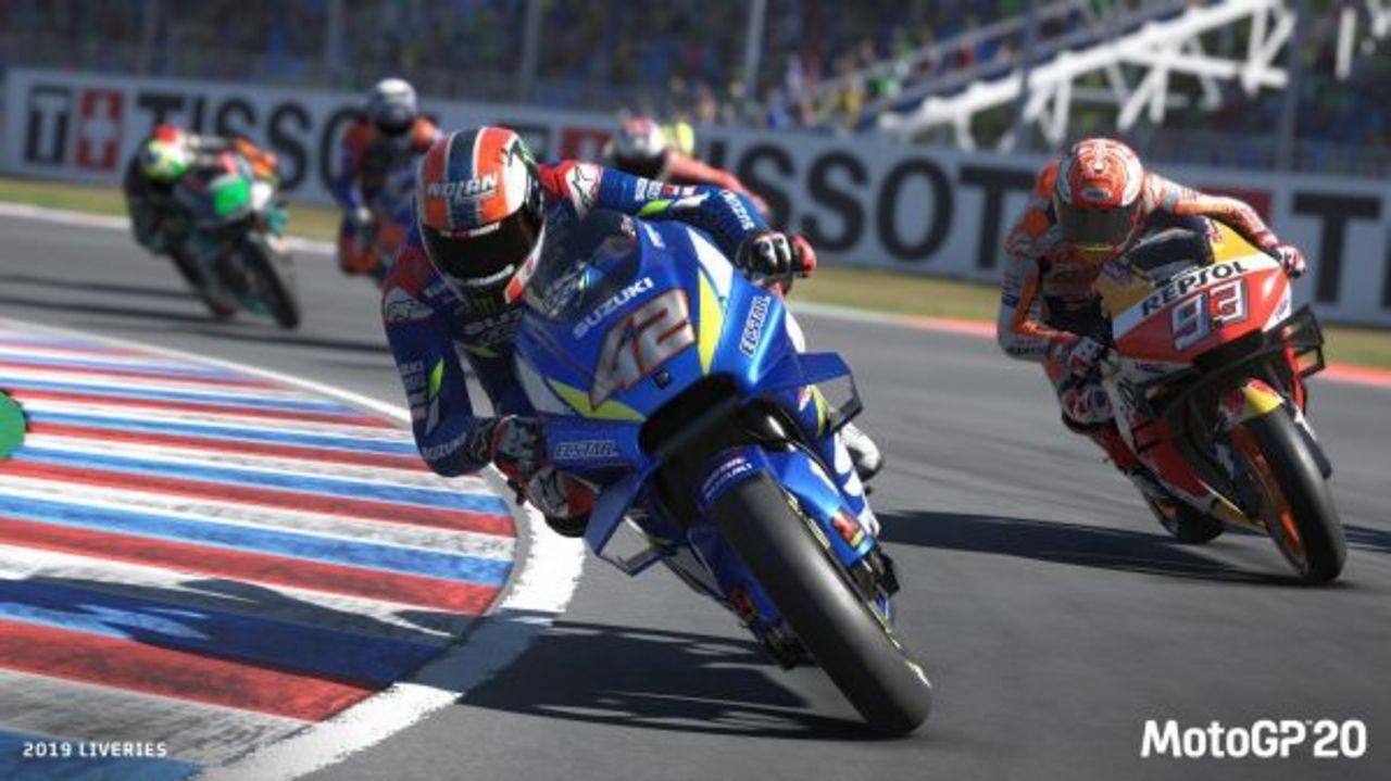 MotoGP 20 [NSW] (D/F/I)