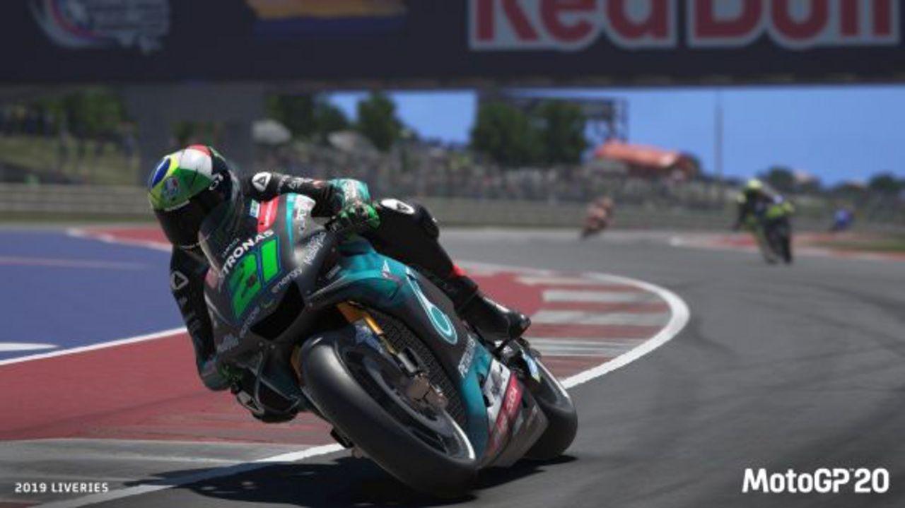 MotoGP 20 [DVD] [PC] (D/F/I)
