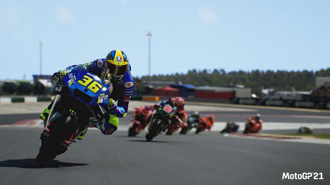 MotoGP 21 [PS5] (D/F/I)