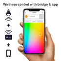 Innr Smart Outdoor Flex Light OFL 120 C - RGBW (ZLL) - EU version [2m]